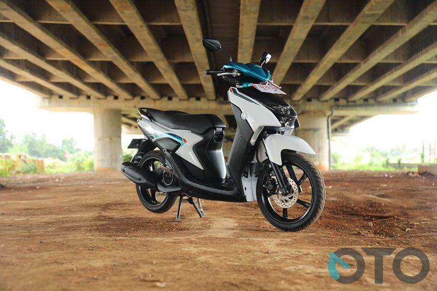 Test Ride Yamaha Mio Gear 125: Skutik Sporty dengan Kenyamanan Maxi