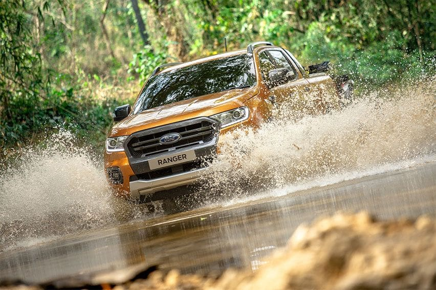 Ford PH takes home awards for its vehicles, CSR