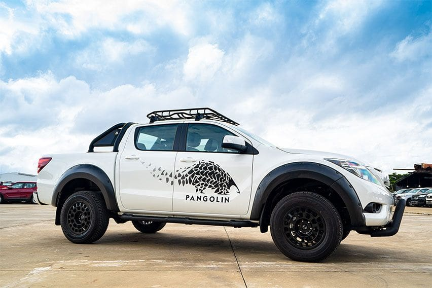 Mazda PH hands over BT-50 Pangolin Edition to NGO for conservation initiatives