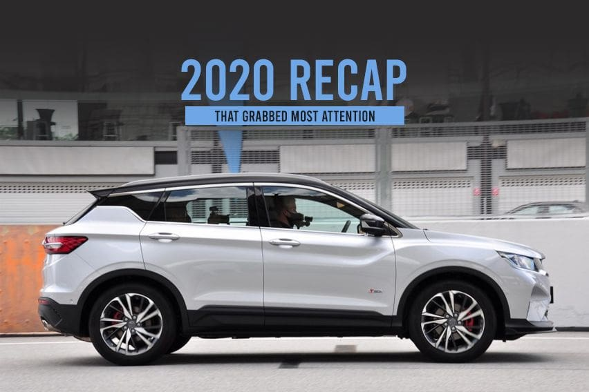 2020 Recap: Cars that grabbed most limelight (Part I)