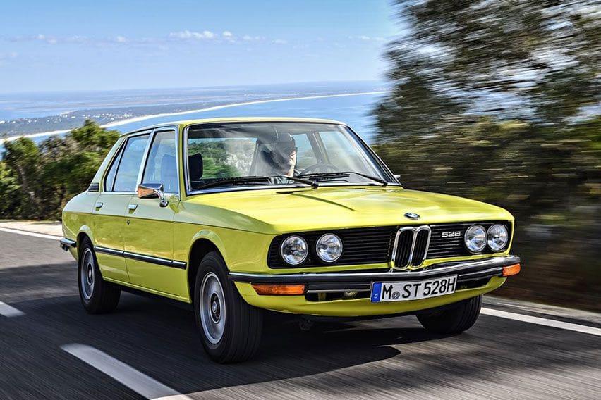 BMW 5-Series 1975