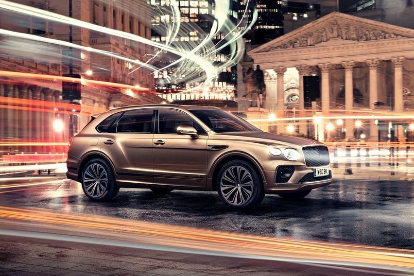 Bentley Bentayga Hybrid Facelift Mengawal Rencana Peluncuran Dua Model PHEV di 2021