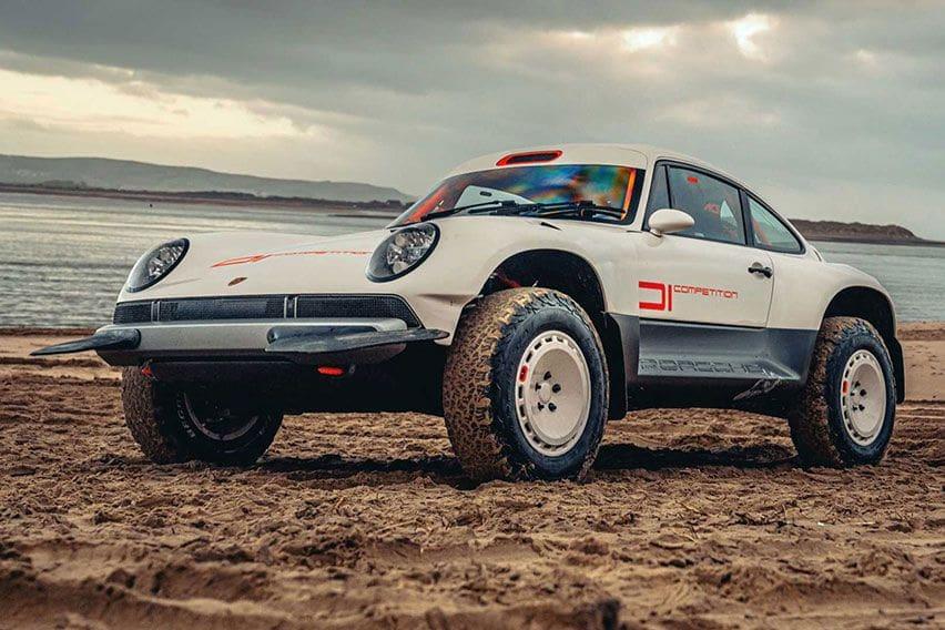 Sadis! Porsche 911 Racikan Singer ini Dimodifikasi Menjadi Pejuang Segala Medan