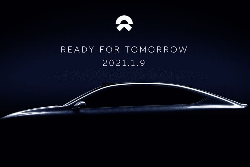 First-ever Nio's EV sedan to hit the road on January 9