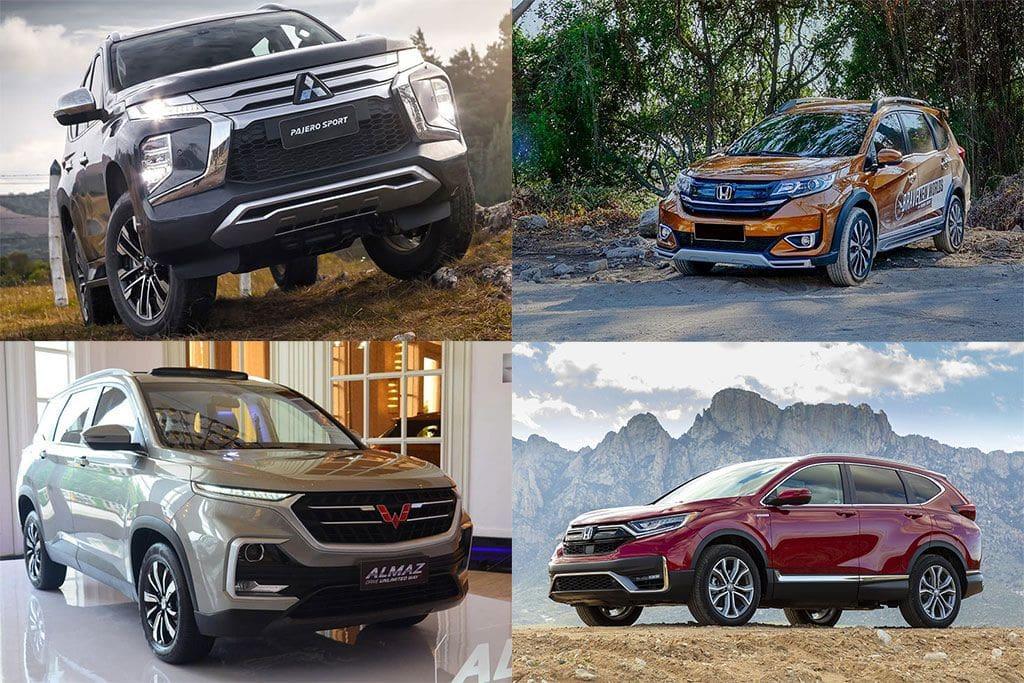 Daftar SUV yang Paling Dinanti di Indonesia Sepanjang 2021 (Part 1)