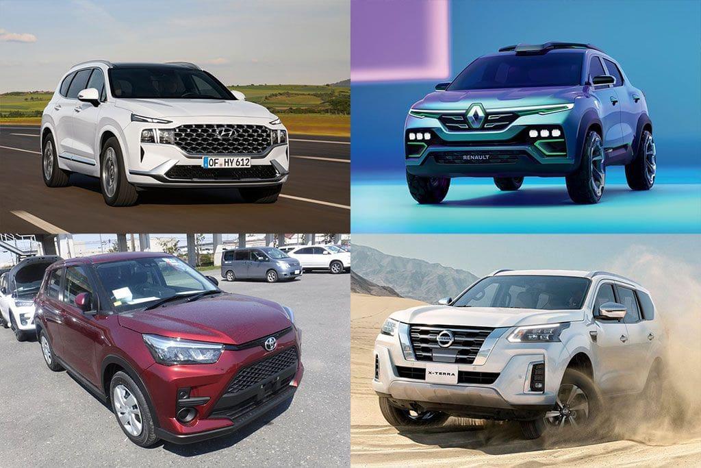 Daftar SUV yang Paling Dinanti di Indonesia Sepanjang 2021 (Part 2)