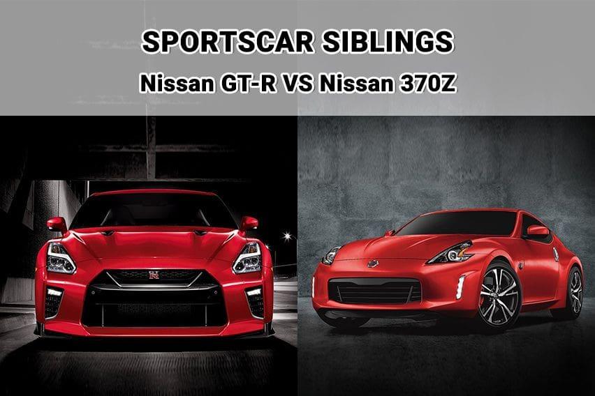 Nissan sportscar spec showdown