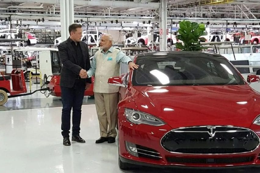 Tesla enters Indian market  officially, confirms government authorities