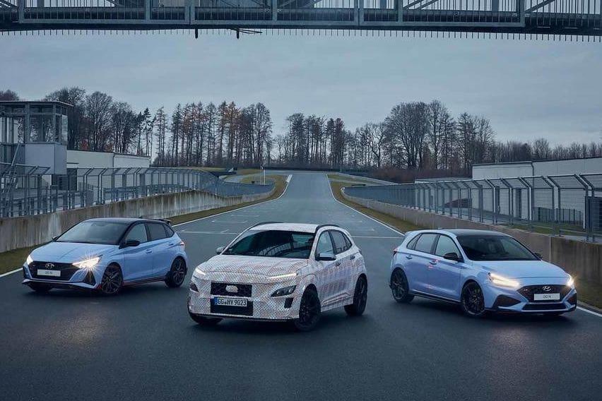 Hyundai once again teases 2021 Kona N, debut confirmed in coming weeks