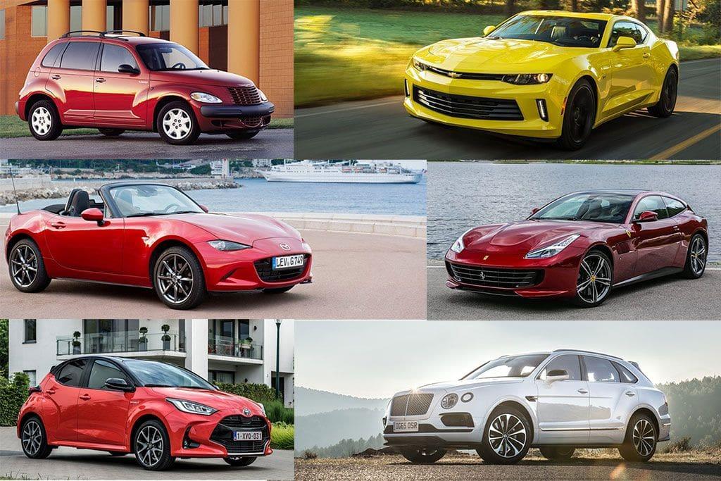 Unik dan Tak Disangka, Begini Asal Muasal Nama 8 Mobil Ini