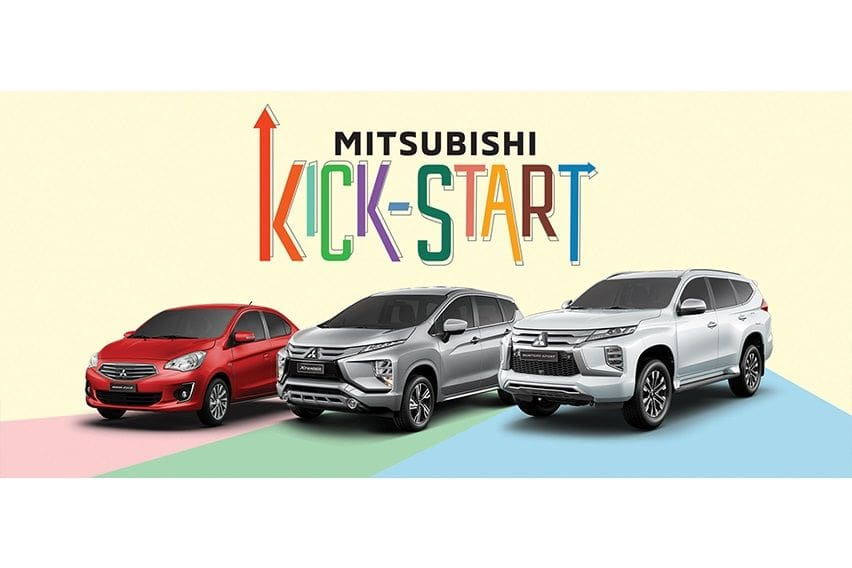 Mitsubishi PH serves up easy payment plans on best-selling models