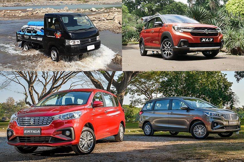 Produksi Lokal Jadi Penyelamat, Sumbang 90 Persen Penjualan Suzuki di 2020