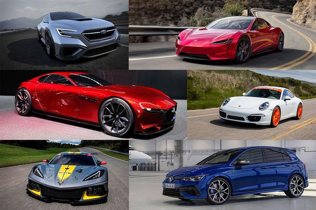 Ini 10 Mobil Sport yang Pantas Ditunggu Beberapa Tahun Ke Depan