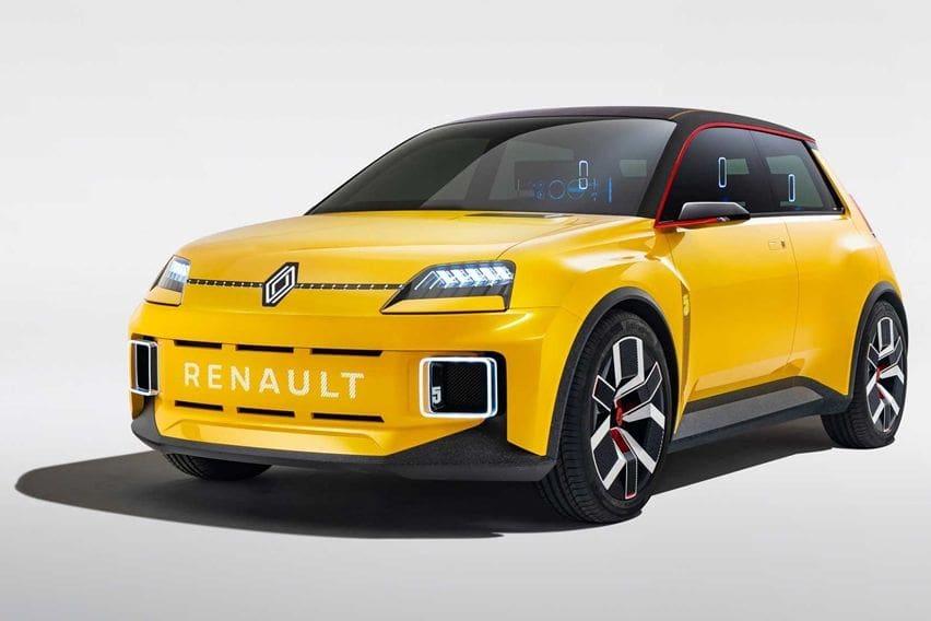 Hatchback Imut Renault 5 Bakal Dibangkitkan Kembali Sebagai EV