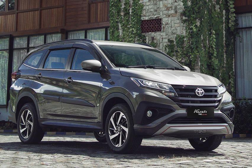 Kelebihan Toyota Rush yang Membuatnya Tetap Menarik untuk Dipinang Saat ini