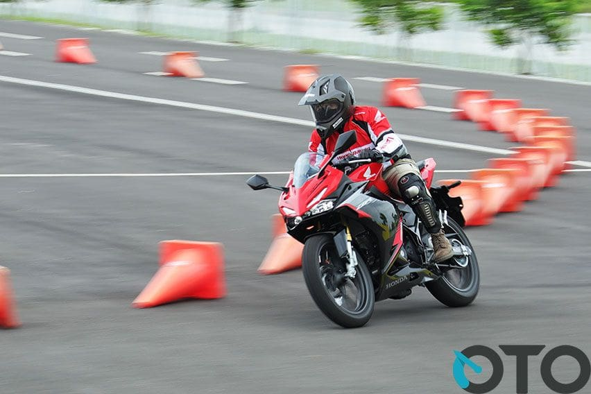 First Ride All New Honda CBR150R: Handlingnya Makin Jempol