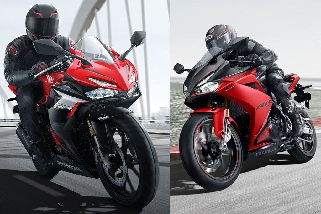 Selisih Harga Tipis, Pilih All New CBR150R atau Honda CBR250RR?