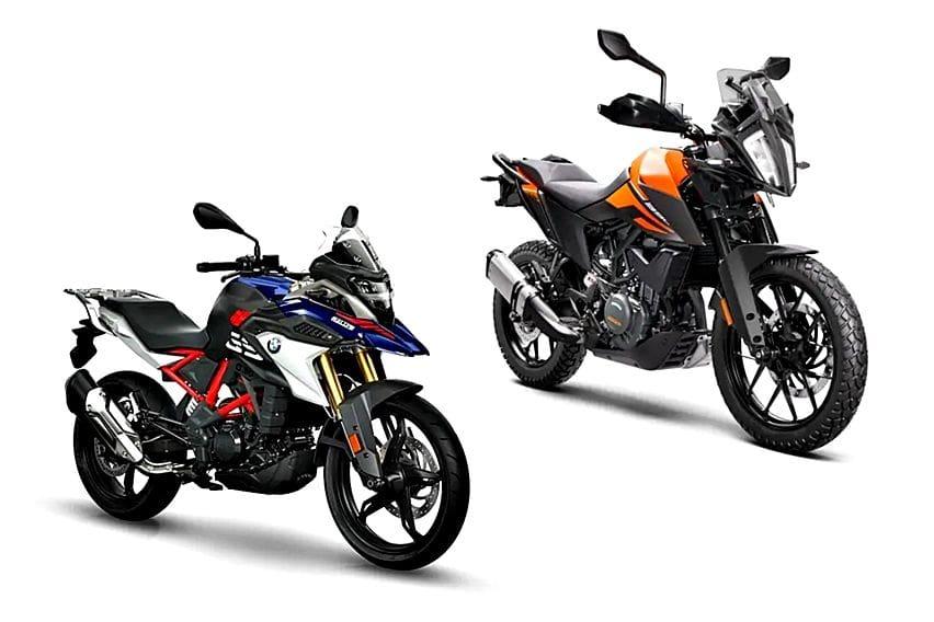 Motor Tualang Kelas Menengah Dari Eropa, Pilih KTM 390 Adventure atau BMW G 310 GS?