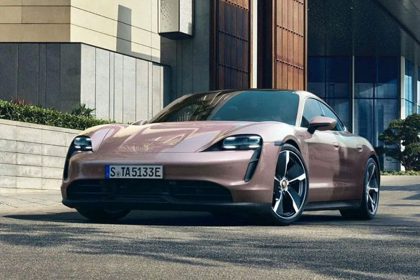 Porsche Taycan is getting a new variant