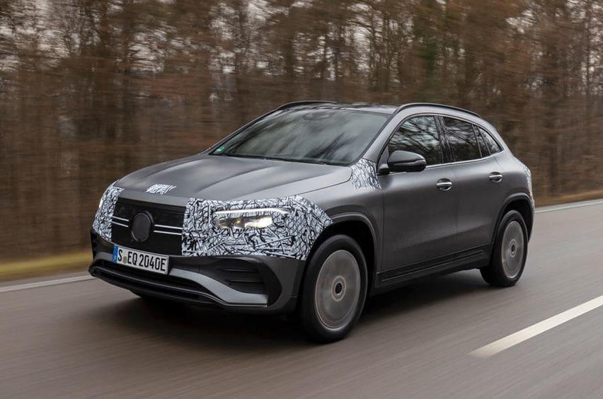 Mercedes-Benz EQA Dijadwalkan Debut 20 Januari, Berikut Spesifikasi Awalnya