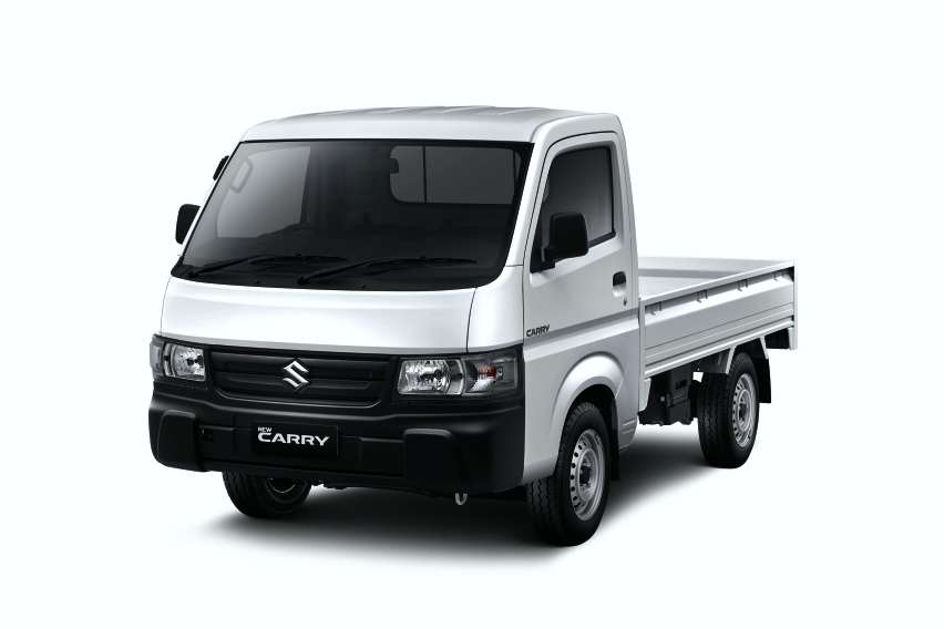 Upgrade Tampilan Suzuki Carry Jadi Model 2021, Sediakan Dana Rp 3,9 Juta
