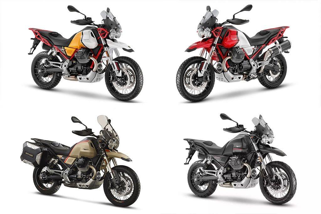 Moto Guzzi Rilis Model Baru V85 TT, Mesin Diracik Ulang dan Tambah Varian