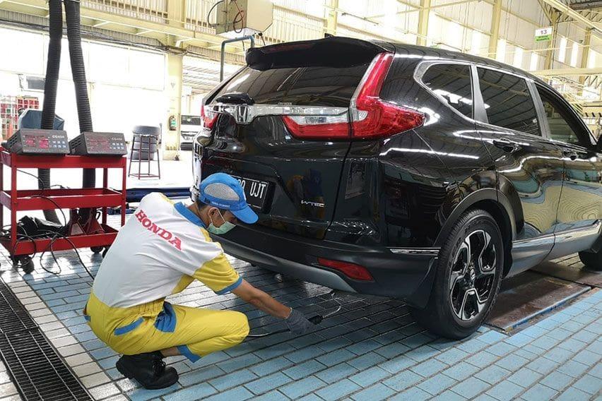 Honda Siapkan 23 Dealer dengan Fasilitas Uji Emisi Gratis, Ini Lokasinya