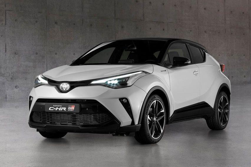 Toyota C-HR GR Sport Diperkenalkan di Britani Raya, Dibanderol Rp 600 Jutaan