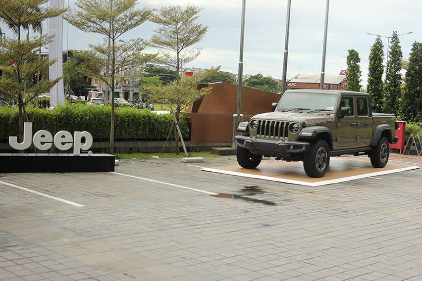 Jeep Indonesia Siap Layani Konsumen, Resmikan Dua Dealer di Jakarta
