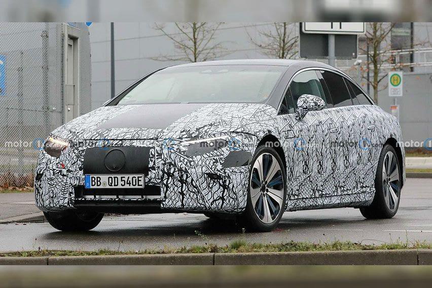 Mercedes-Benz EQS Mulai Tebar Pesona, Pamerkan Keunggulan dari S-Class Tradisional