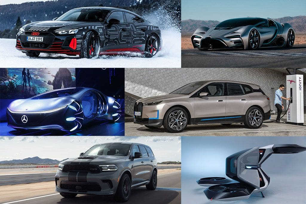 8 Mobil Paling Menarik di CES 2021, dari Listrik Sampai Mobil Terbang