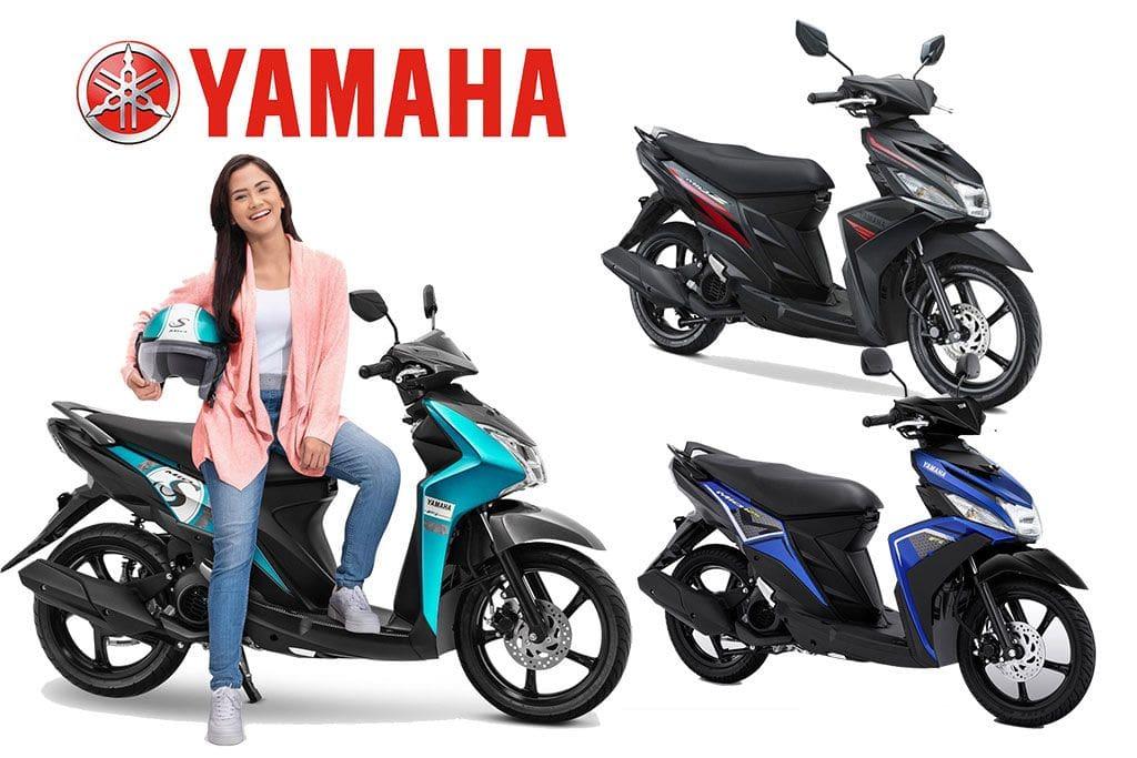 Yamaha Gear 125 Hadir, Mio Series Jadi Tak Menarik?