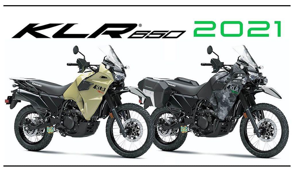 Batal Punah, Generasi Baru Kawasaki KLR650 Segera Diperkenalkan