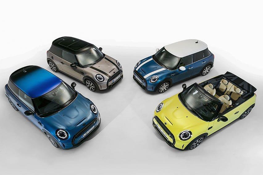 Line Up MINI Cooper Dapat Facelift, Makin Modern dan Sporty