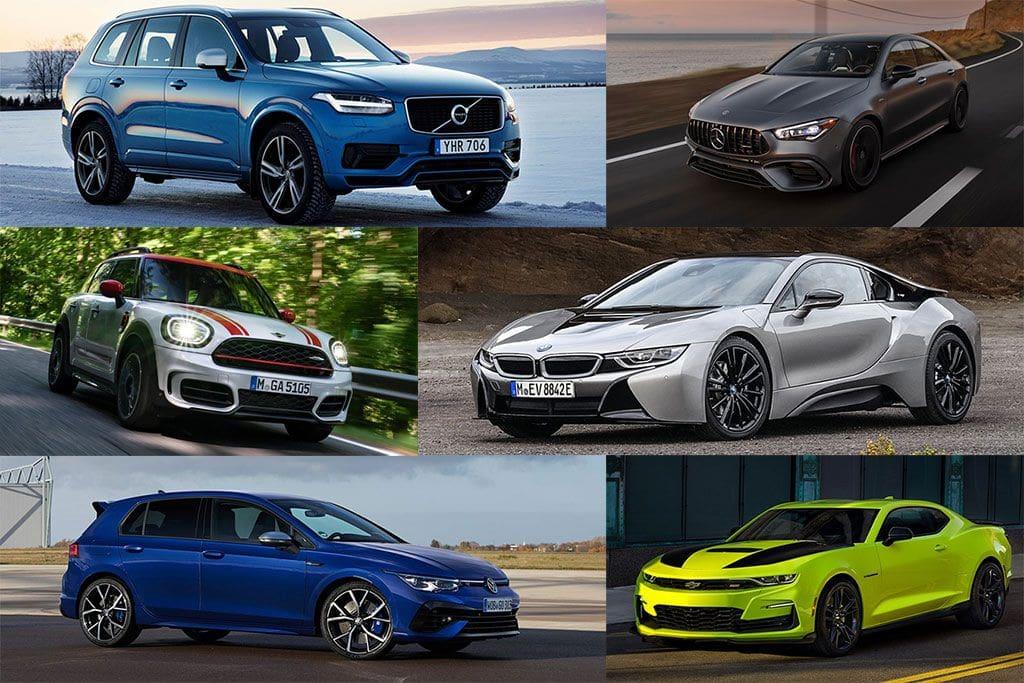 Daftar 10 Mobil dengan Mesin Kecil Tapi Memiliki Performa Ganas