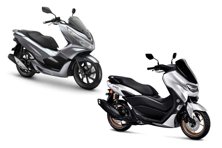 Seleksi Skutik 150 cc Alternatif Yamaha NMax dan Honda PCX