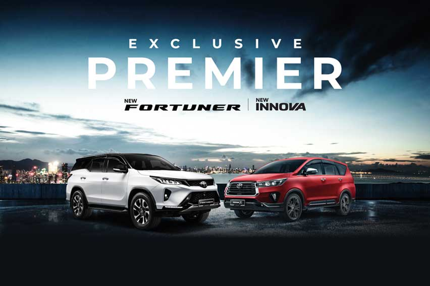 2021 Toyota Fortuner and Innova set for launch in Malaysia on February 2