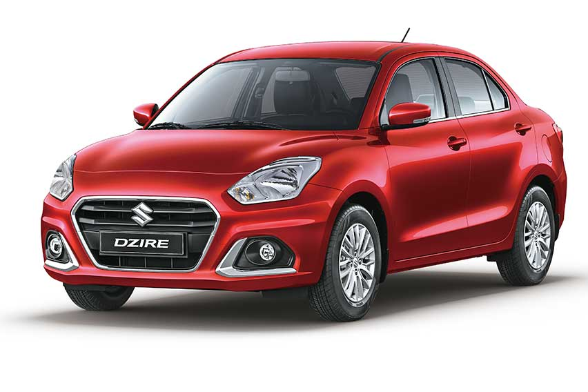 The Suzuki Dzire and its surprising tech