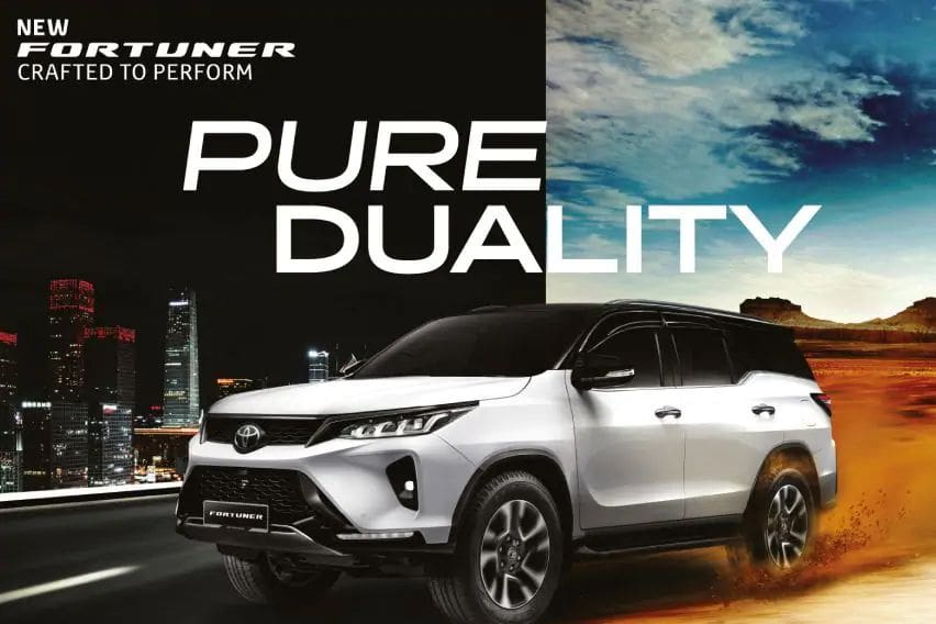 2021 Toyota Fortuner launched in Malaysia, check all the details here