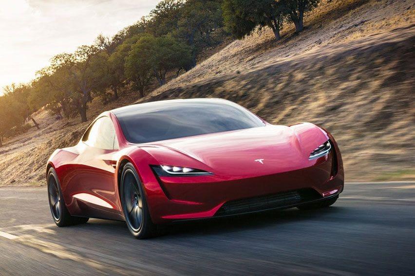 Masih Tahap Pengembangan, Tesla Roadster Baru Diperkenalkan Tahun Depan