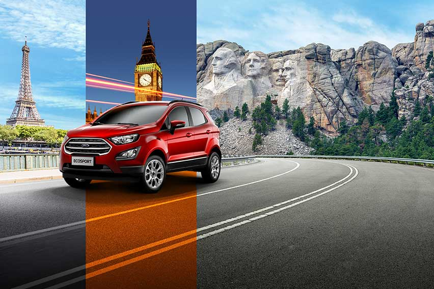 Magnificent 7: What you'll love in the Ford EcoSport