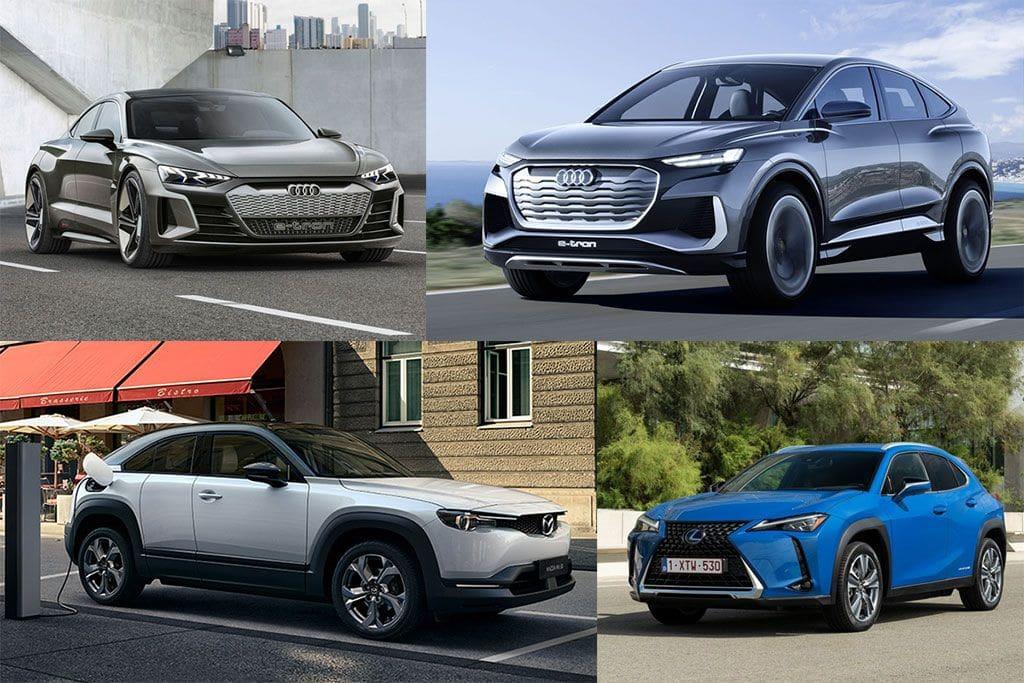 Ini 5 Mobil Listrik yang Rencananya Meluncur Februari 2021 Ini