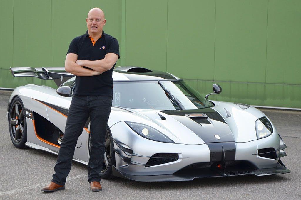 Kisah Lahirnya Hypercar Koenigsegg, Terinspirasi dari Film Kartun