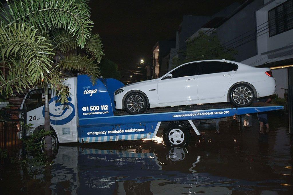 Perluasan Jaminan Kendaraan Menjadi Penting, Apalagi Saat Banjir Melanda