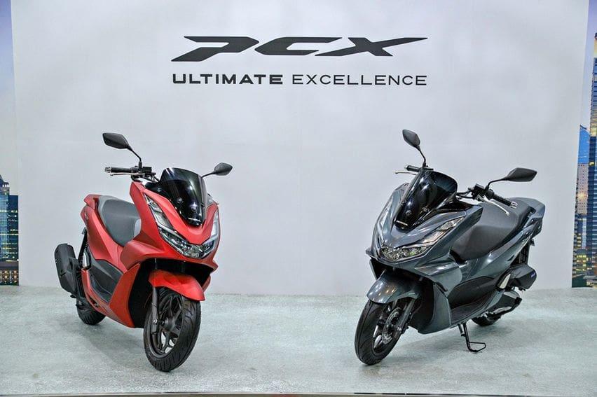 Simak Pembaruan dan Deret Fitur Anyar All New Honda PCX 160