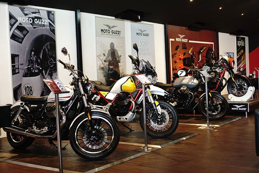Motoplex Moto Guzzi