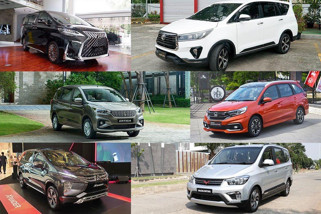 Daftar 10 MPV Favorit yang Bisa Jadi Pilihan di Awal 2021
