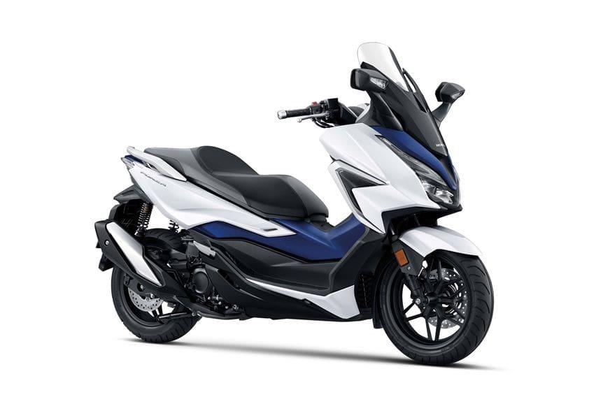 Tanpa Seremoni, AHM Rilis Honda Forza Terbaru MY2021