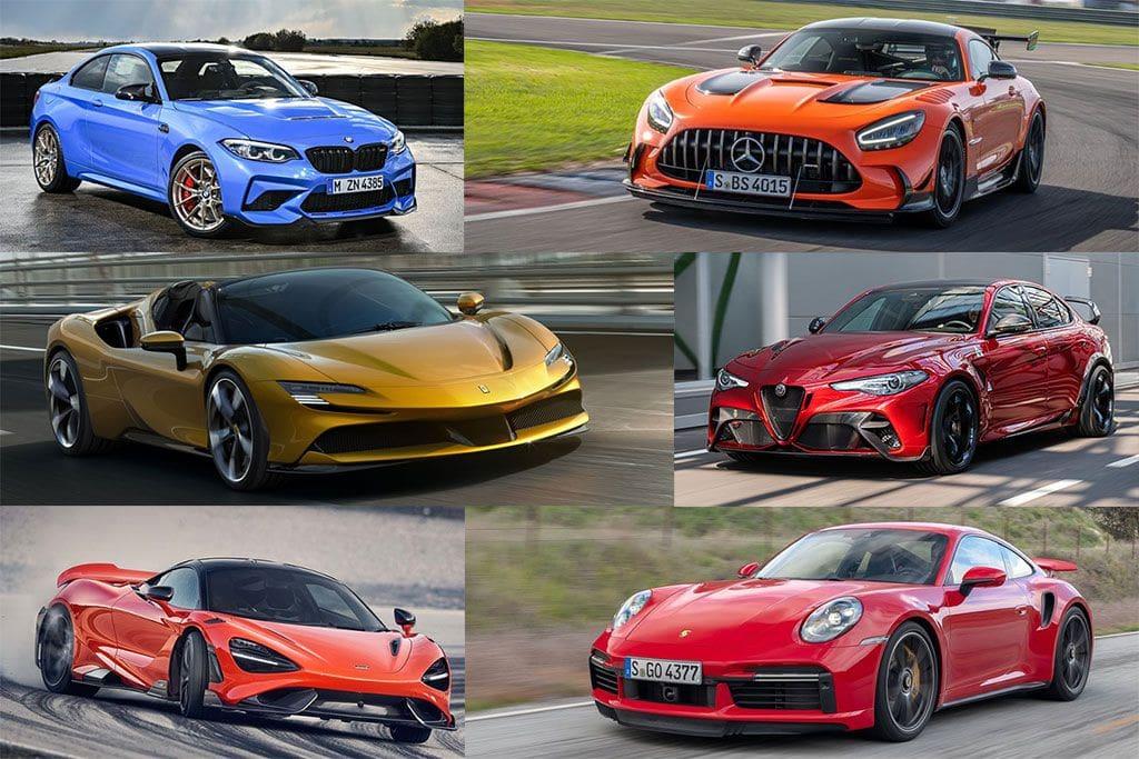 Daftar 10 Mobil Performa Tinggi yang Paling Dicari di 2021