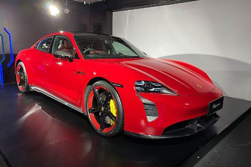 Porsche Taycan Turbo S 2020 Masuk Indonesia, Harga Mulai dari Rp 2,5 Miliar